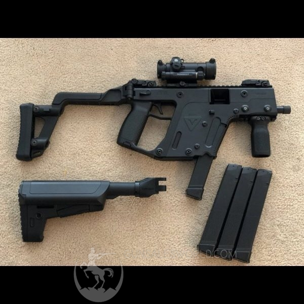 Kriss Vector SBR Gen 2 Restricted