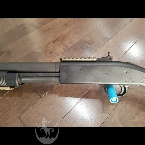 Mossberg 590a1 Blackwater edition