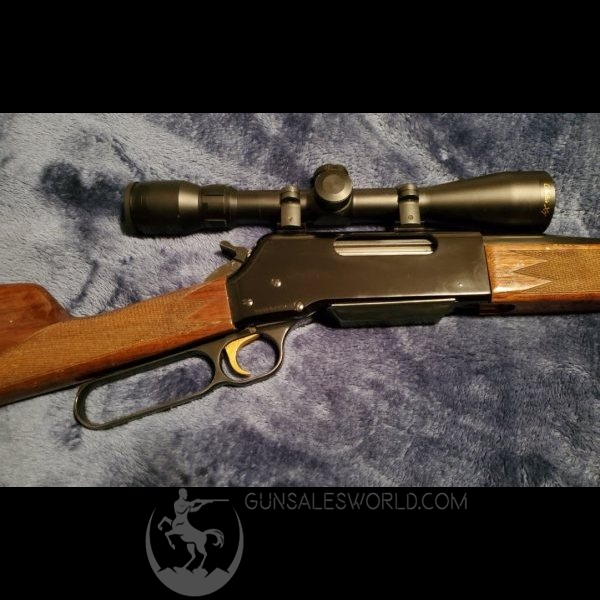 BROWNING BLR 270WSM Lever Action