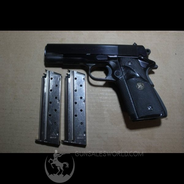 Colt LW Commander 9mm