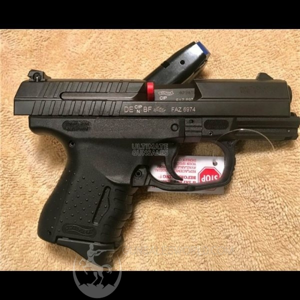 Walther P99 AS Compact