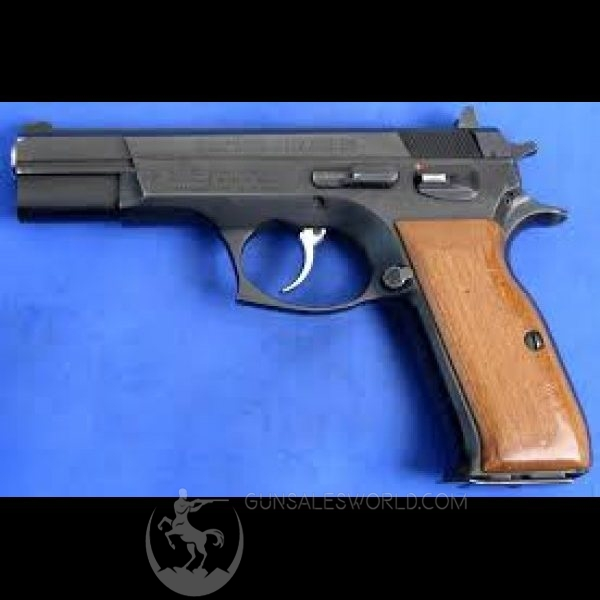 Tanfoglio TZ 75 Series 88 9mm Pistol