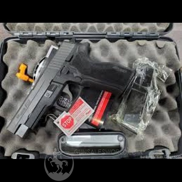 Sig Sauer P226 Nitron, 9mm, New In Box!