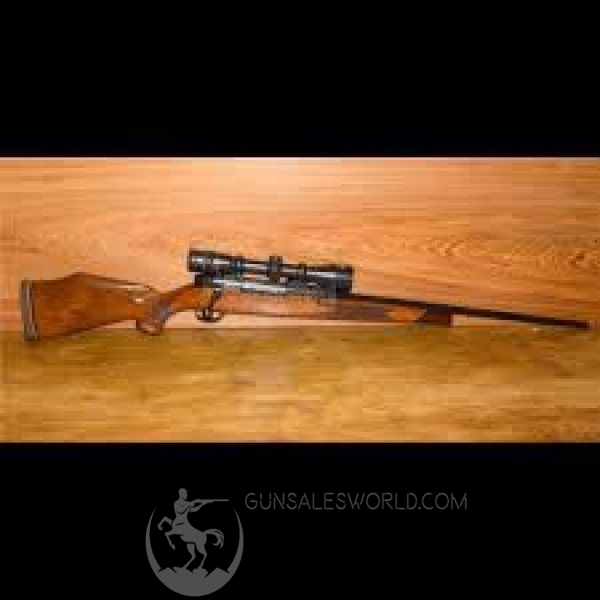 Weatherby Mark V .270 WBY Magnum Bolt-Action Rifle